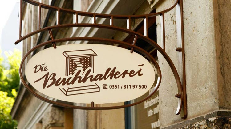 Die Buchhalterei Dresden