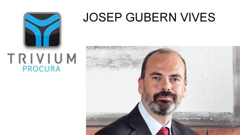 Procurador Josep Gubern Vives