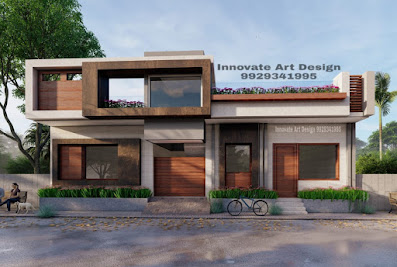 Innovate Art Design Architect Interior Designer & ContractorKota