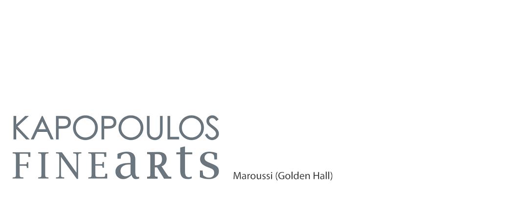 Kapopoulos Finearts Golden Hall Maroussi