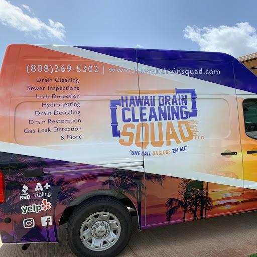 Hawaii Drain Cleaning Squad LLC in Waianae, Hawaii