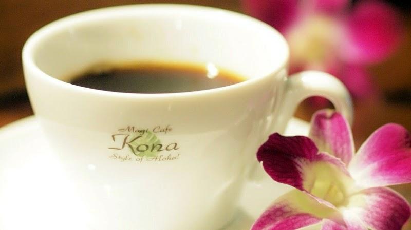 Cafe Kona Style of Aloha!