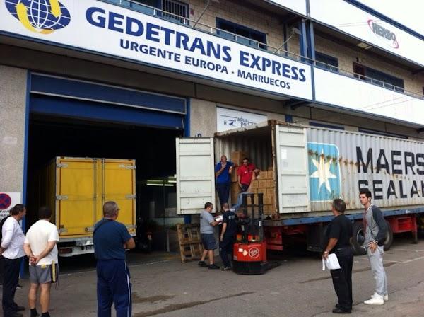 Gedetrans Express España SL
