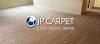J P Carpet Service logo