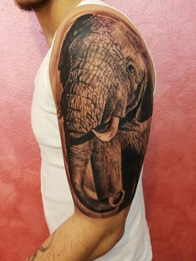 Andrea Bamm Tattoo