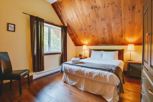 Hôtel de luxe Le Supérieur à Lac-Supérieur (Quebec)   CanaGuide