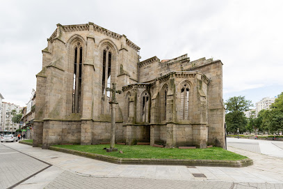 Ruínas de San Domingos