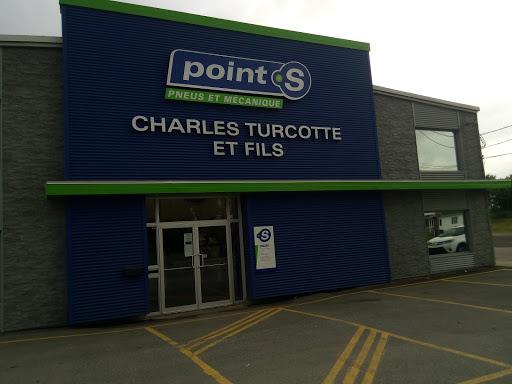 Tire Shop Point S - Garage Charles Turcotte Et Fils Ltée in Trois-Rivières (QC) | AutoDir