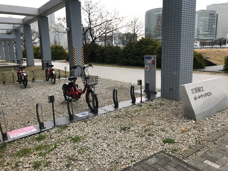 baybike 三菱重工ポートサイドビル