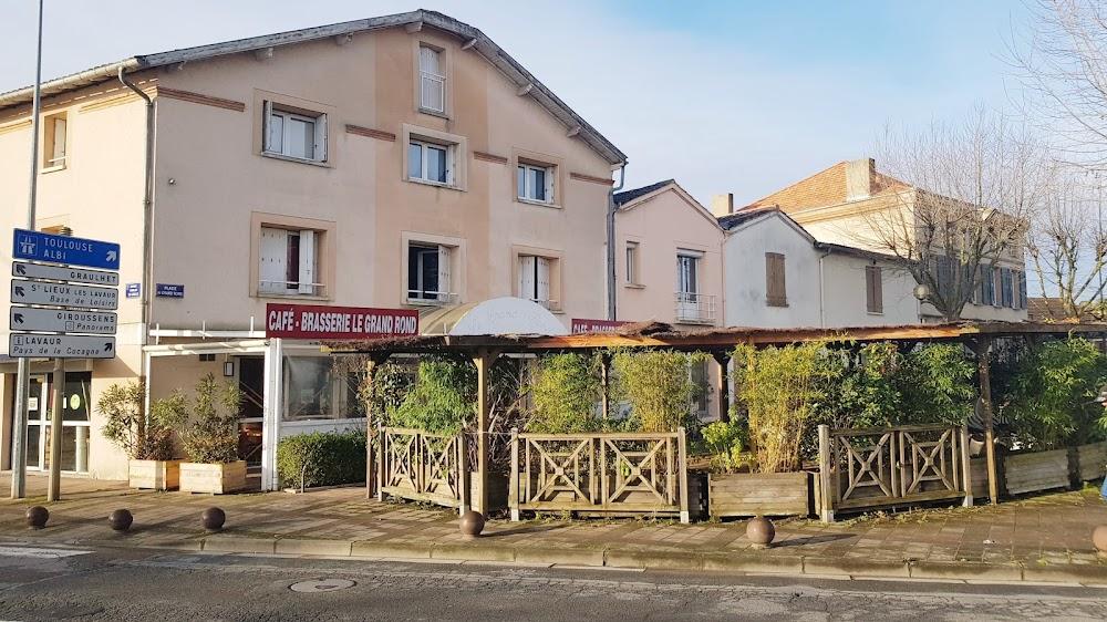 photo du resaurant Café Brasserie du Grand Rond