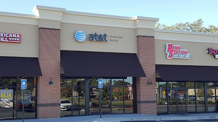 Cell phone store AT&T Store