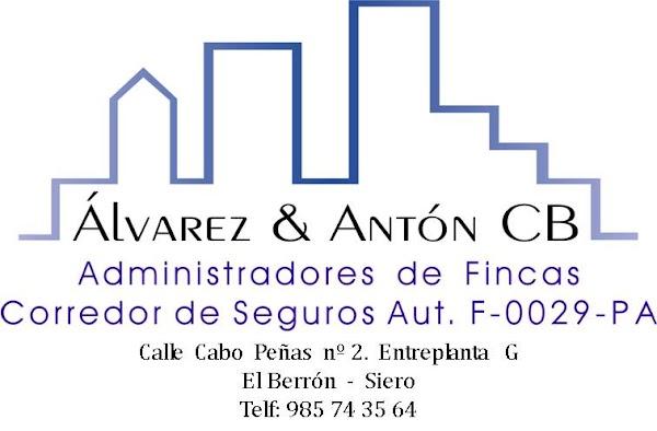 AlvarezAnton Administración de Fincas CB