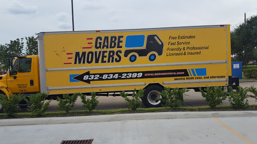 Gabe Movers, Houston, TX, Mover