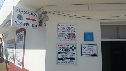 imagen de masajista Centro de masaje terapéutico y deportivo José Ojeda
