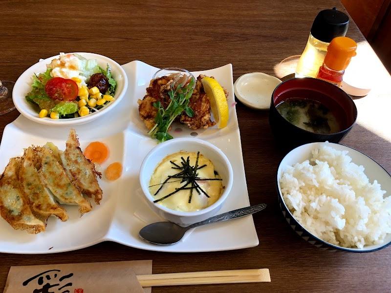 静岡餃子 鶏唐揚 きゃべつ
