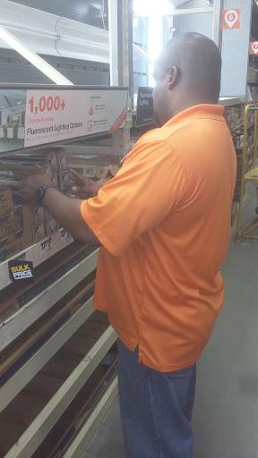 Pro Desk at The Home Depot in El Dorado, Arkansas