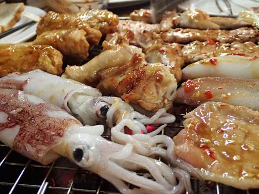 澎湖鳳姐自助碳烤