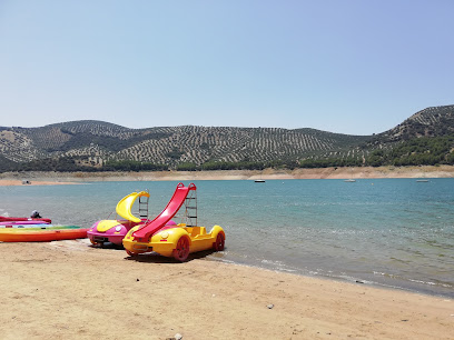 Valdearenas beach