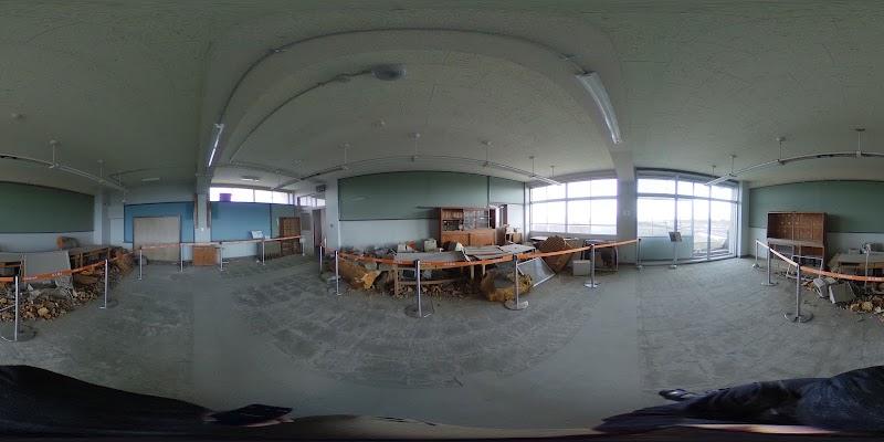 気仙沼市東日本大震災遺構・伝承館 (旧気仙沼向洋高校)