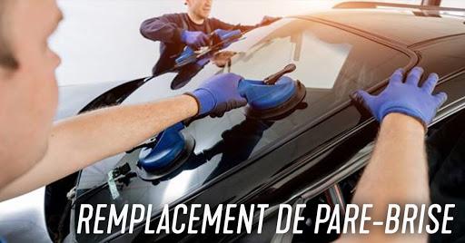 Réparation de moto Docteur du Pare-Brise à Chicoutimi (QC) | AutoDir