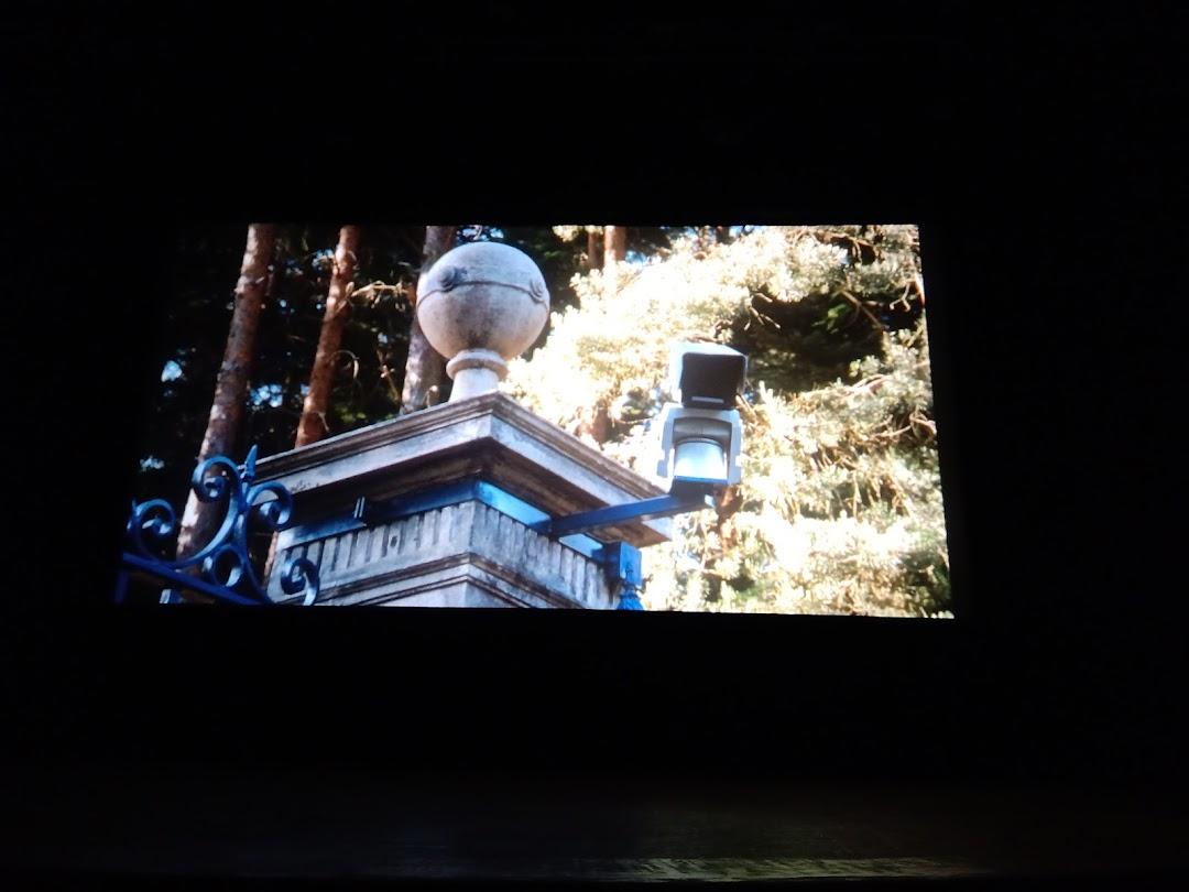 Кинозал в Третьяковке