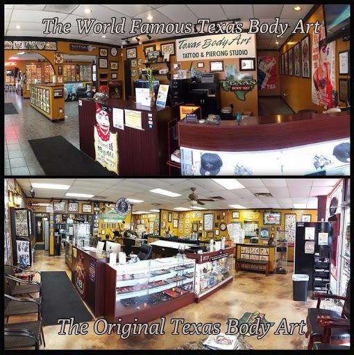 Tattoo Shop The Original Texas Body Art Reviews And Photos 5930 Hwy 6 N