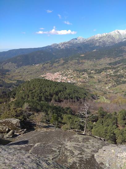 Valle de Arenas de San pedro