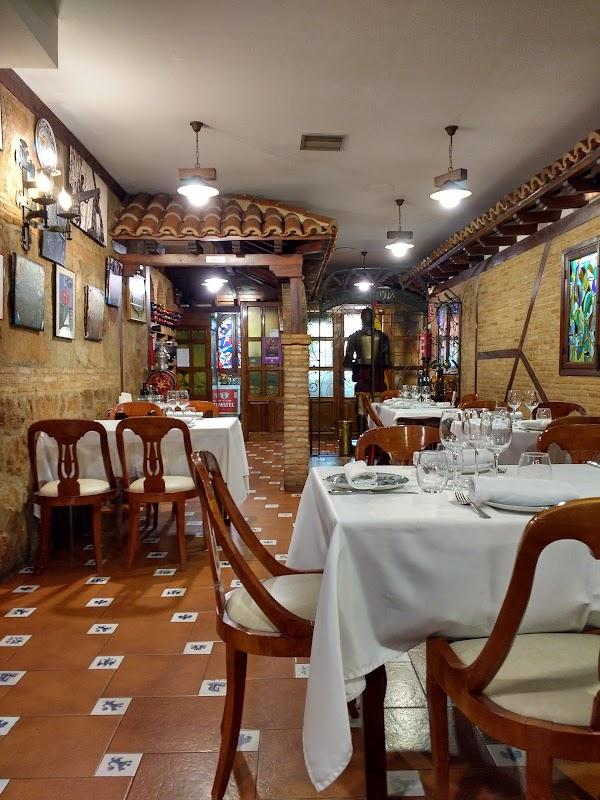 Restaurante Mesón Nazareno y Oro