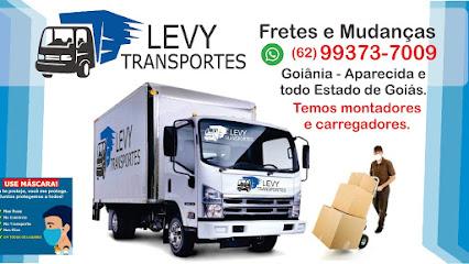 Levy transporte de cargas e mudanças. Frete em geral Goiânia