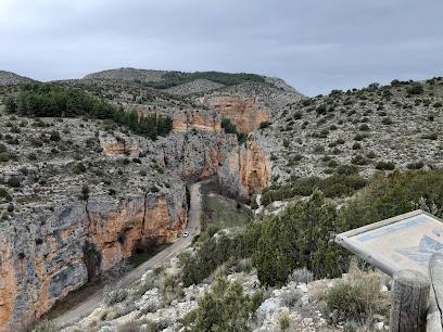 Cañon del Rio Mesa