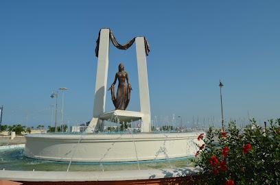 Rocio Jurado monument