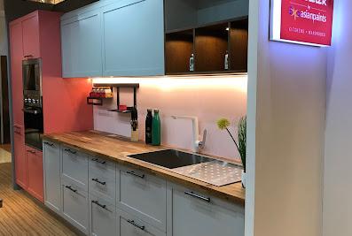 Sleek Kitchen World Kanpur – Magnet DecorUnnao