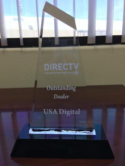 Telecommunications service provider USA Digital Inc