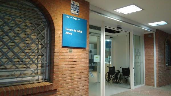 Centro de Salud Alfaro