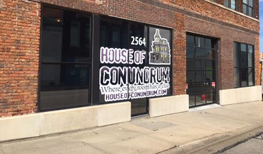 Amusement Center «House of Conundrum   Omaha Escape Room», reviews and photos, 2564 Leavenworth St, Omaha, NE 68105, USA