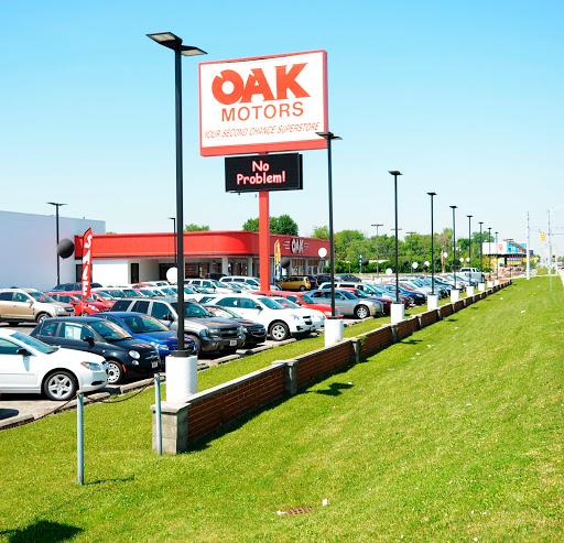Oak Motors 38th Street