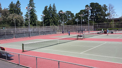 Rengstorff Park Tennis Courts