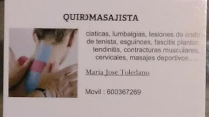 imagen de masajista Quiromasajista y Reflexologa podal