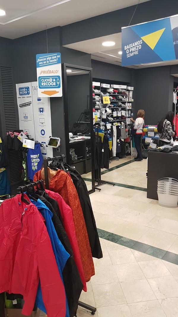 b7a29782c39 Opiniones Decathlon City Vigo - Príncipe (Tienda) de Pontevedra ...