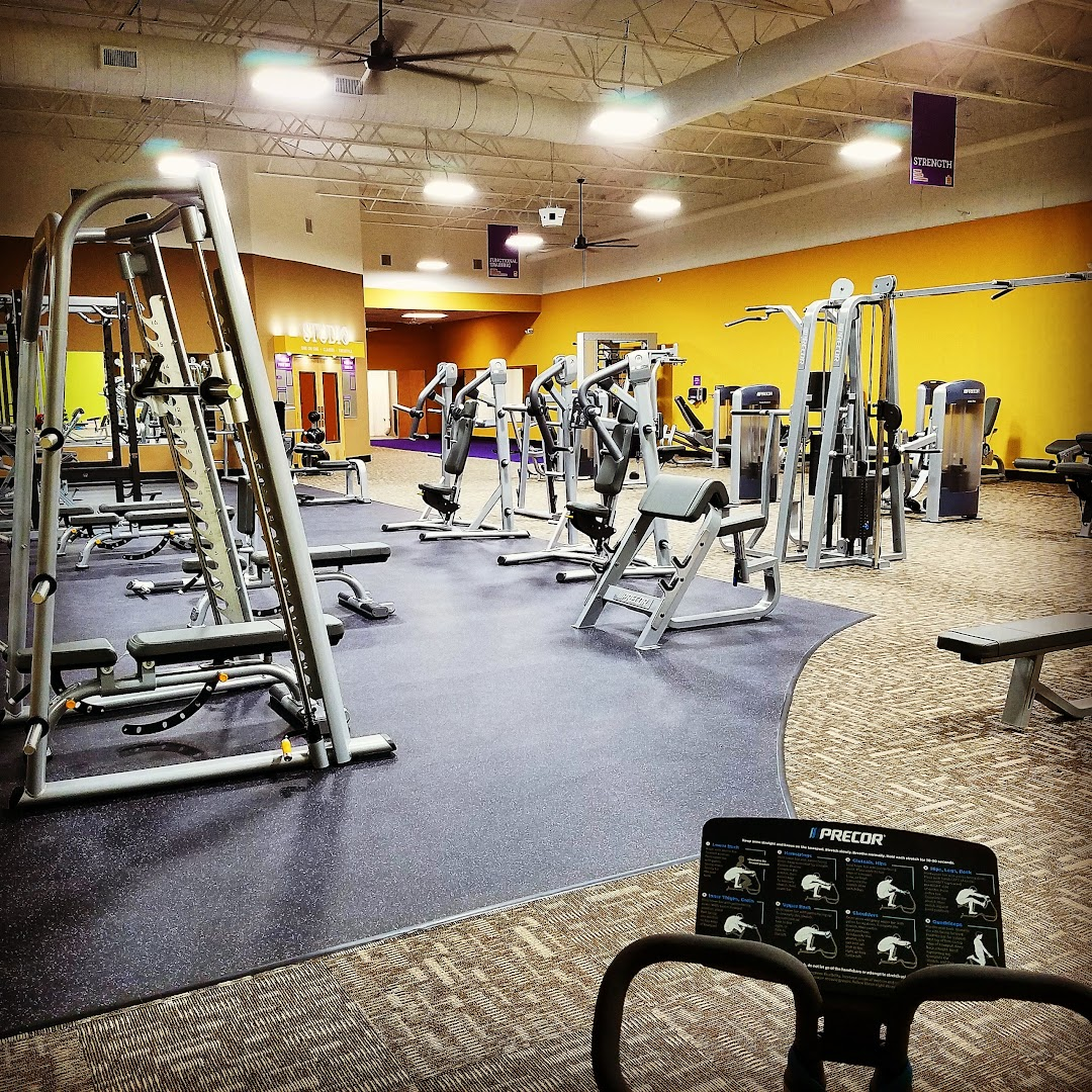 Anytime Fitness In The City Bartow