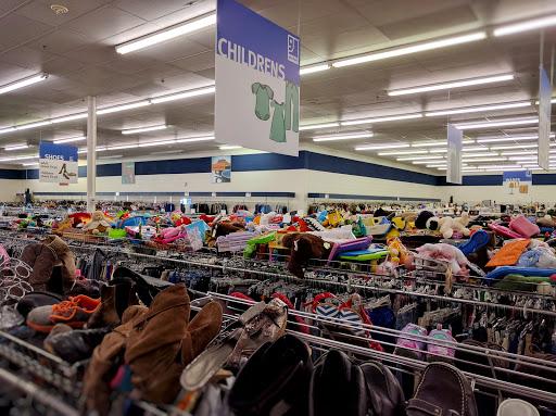 Goodwill, 3147 Denton Hwy, Haltom City, TX 76117, Thrift Store