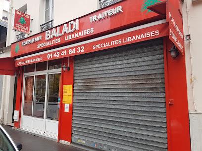 photo du restaurant BALADI