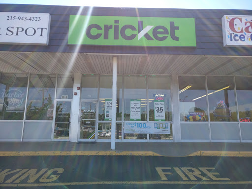 Cell Phone Store «Cricket Wireless Authorized Retailer», reviews and photos, 1158 Bristol Oxford Valley Rd, Levittown, PA 19057, USA