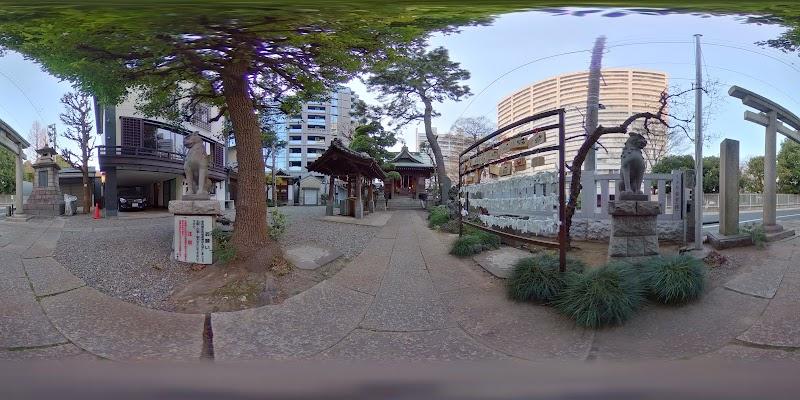 広尾稲荷神社 (廣尾稲荷神社)
