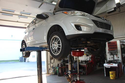 Magasin de pneus Garage J Sylvestre et Fils à Saint-Thomas (Quebec)   AutoDir