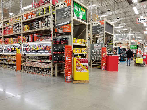 Home Improvement Store «The Home Depot», reviews and photos, 735 Edward Ln, Yorkville, IL 60560, USA