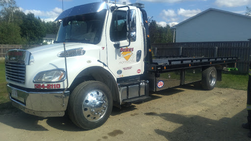 Towing Service Dunns Towing INC. in Rexton (NB) | AutoDir