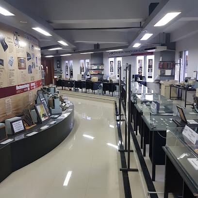 Museum Teknoform - Universitas DINAMIKA