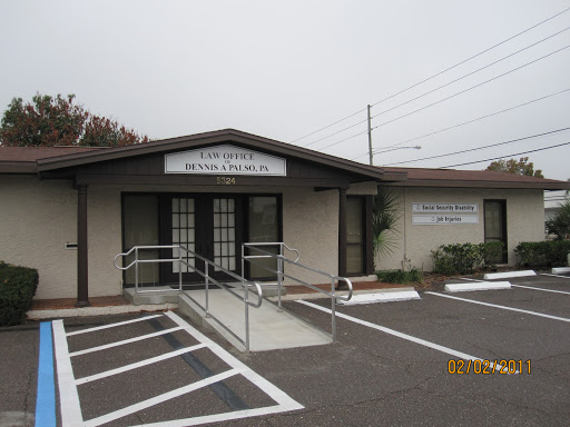 Law Office of Dennis A. Palso, P.A., 5324 Dr Martin Luther King Jr St N, St. Petersburg, FL 33703, Attorney