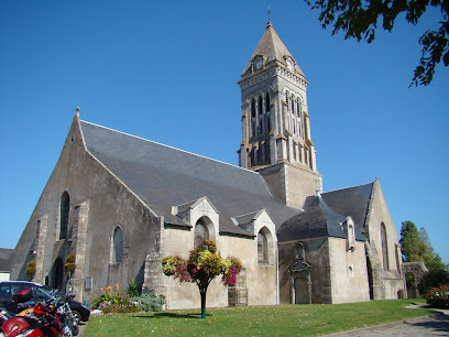 Église Saint-Philbert
